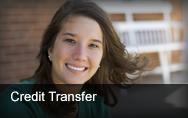 Credit Transfer